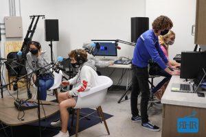 RH Media students launch Rock Hill Radio