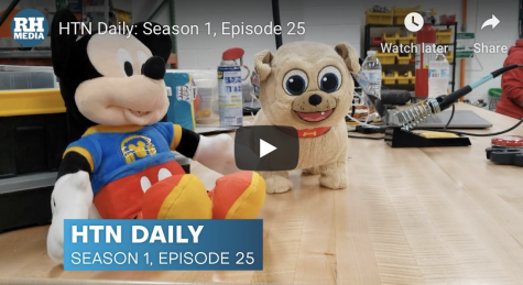 HTN Daily Season 1, Ep. 25