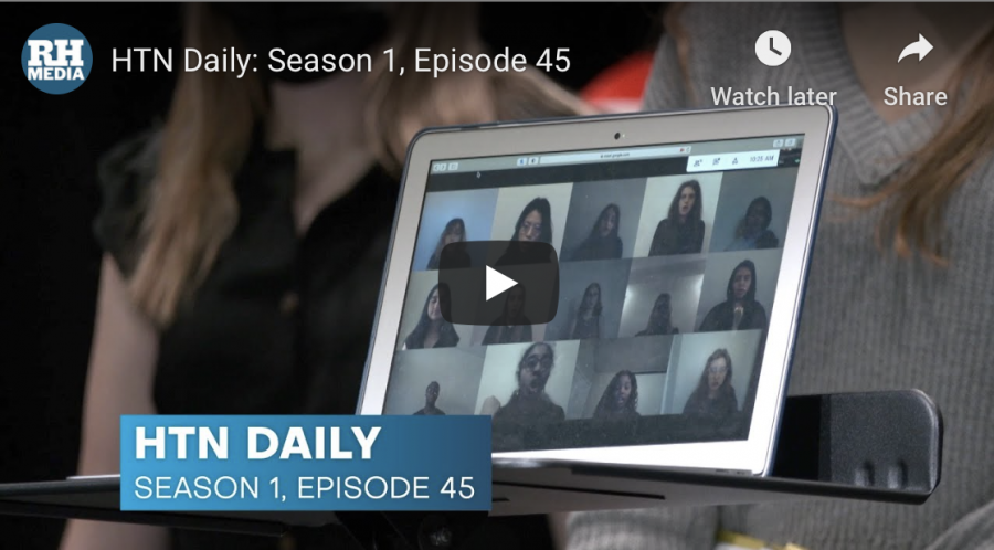 HTN Daily Season 1, Ep. 45