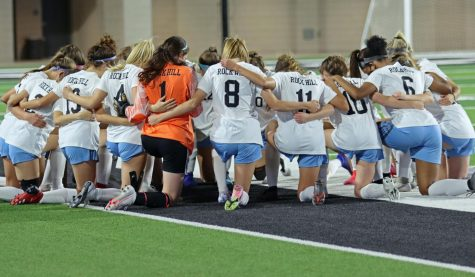 Varsity girls soccer plays scrimmage against Prosper, trains for next week's game